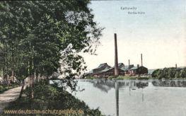 Kattowitz, Martha-Hütte