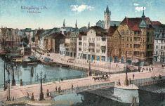 Königsberg i. Pr., Holzbrücke