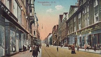 Königshütte O.-S., Kaiserstraße