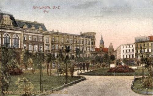Königshütte O.-S., Ring