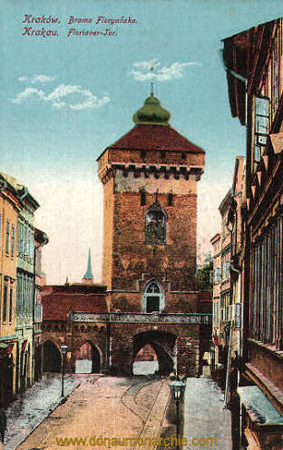 Krakau, Florianer Tor
