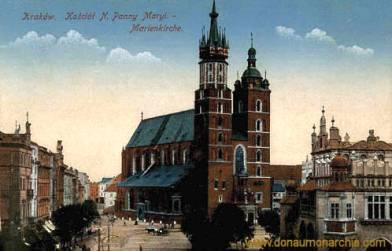 Krakau, Marienkirche