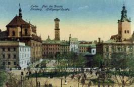 Lemberg, Heiligengeistplatz