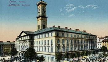 Lemberg, Rathaus