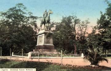 Liegnitz, Denkmal Kaiser Wilhelm I.