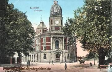 Liegnitz, Hauptpost