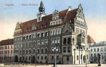 Liegnitz, Neues Rathaus