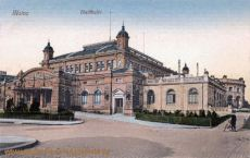 Mainz, Stadthalle