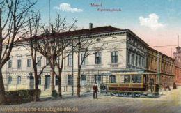 Memel, Magistratsgebäude
