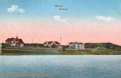 Memel, Sandkrug