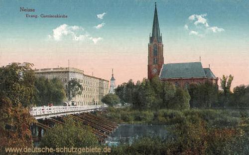 Neisse, Evangelische Garnisonskirche
