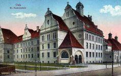 Oels, Ev. Knabenschule