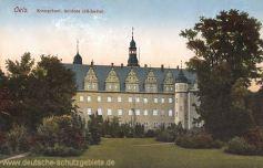 Oels, Kronprinzliches Schloss Südseite