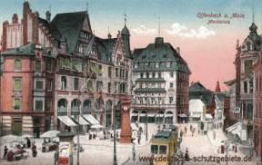 Offenbach a. M., Marktplatz