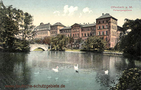 Offenbach a. M., Versorgungshaus