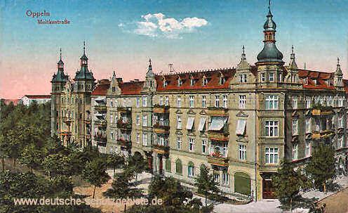 Oppeln, Moltkestraße