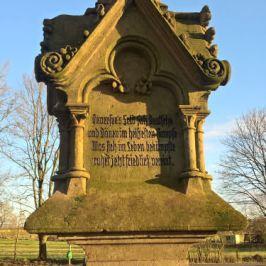 Preußisches Denkmal am Danewerk bei Oeversee