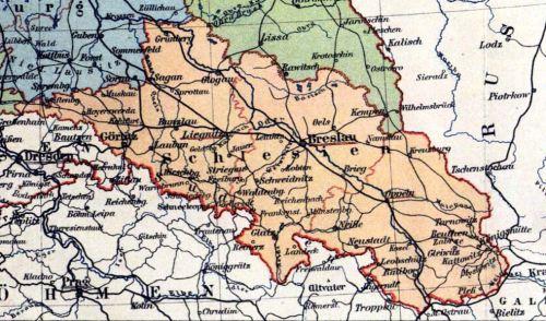Schlesien Karte Heute.Provinz Schlesien Deutsche Schutzgebiete De