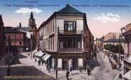 Przemysl, Franziskaner- und Kazimierzowskagasse