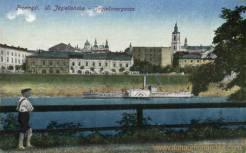 Przemysl, Jagiellonergasse