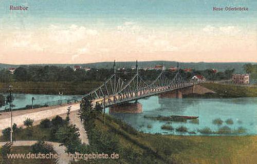 Ratibor, Neue Oderbrücke