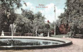 Ratibor, Partie am Stadtpark