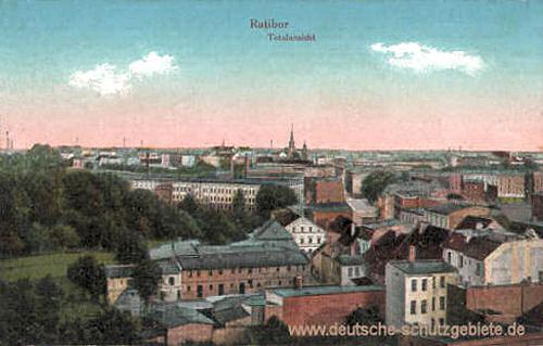 Ratibor, Totalansicht