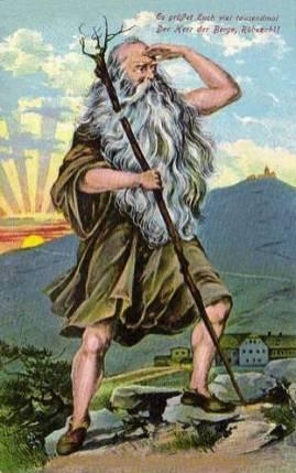 Es grüßt Euch viel tausendmal - Der Herr der Berge, Rübezahl!