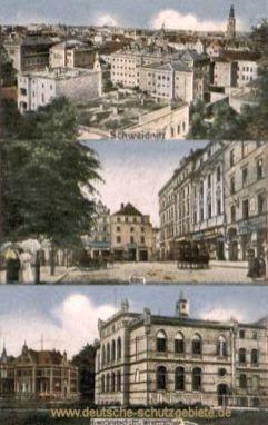 Schweidnitz, Ring, Landwirtschaftliche Winterschule