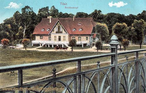 Tilsit, Brückenkopf
