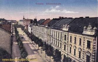 Troppau, Elisabethstraße
