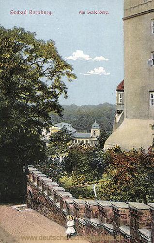 Bernburg, Am Schlossberg