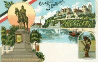 Bernburg, Kaiser Wilhelm-Denkmal