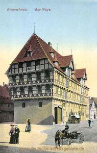 Braunschweig, Alte Wage