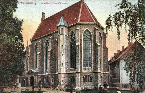 Braunschweig, Vaterländisches Museum