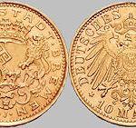 10 Mark, Freie Hansestadt Bremen, 1907