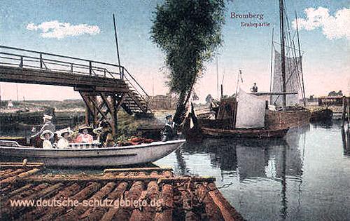 Bromberg, Brahepartie
