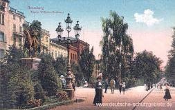 Bromberg, Kaiser-Wilhelm-Denkmal