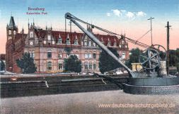 Bromberg, Kaiserliche Post