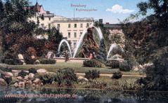 Bromberg, Regierungsgarten