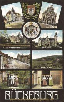 Bückeburg, Mehrfachansicht