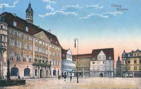 Coburg, Marktplatz