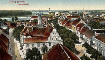 Coswig (Anhalt), Gesamtansicht