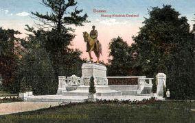 Dessau, Herzog-Friedrich-Denkmal