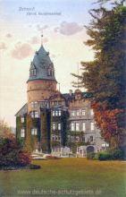 Detmold, Fürstliches Residenzschloss