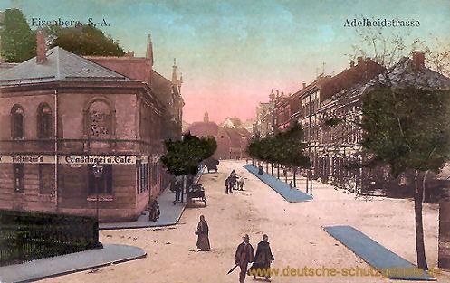 Eisenberg, Adelheidstraße