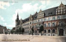 Erfurt, Kaiserliches Postamt