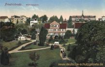 Friedrichroda, Wilhemsplatz