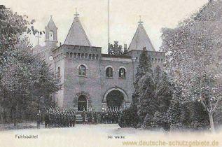 Fuhlsbüttel, Die Wache