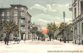 Gnesen, Lindenstraße